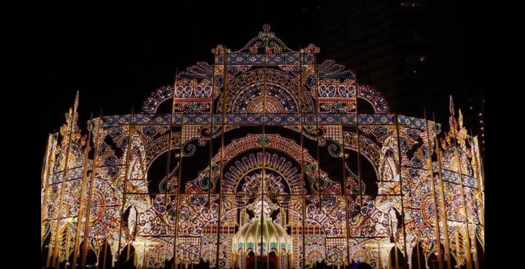 神戸ルミナリエのお勧めの曜日と混雑予想