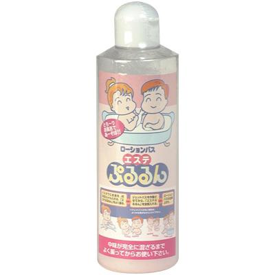 ローション風呂の素(入浴剤) | ローションバスエステ ぷるるん