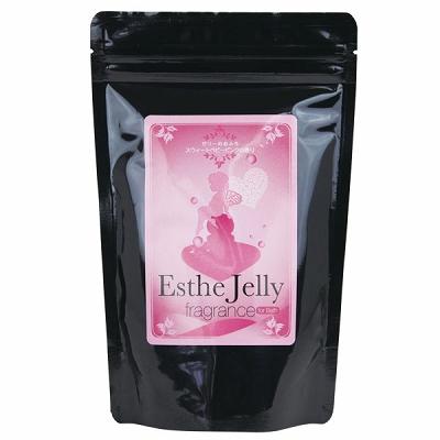 ローション風呂の素(入浴剤) | エステゼリーフレグランス スウィートベビーピンクの香り