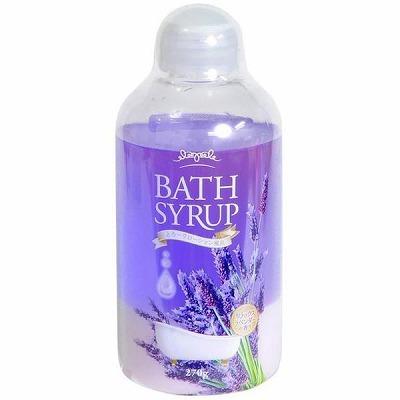 ローション風呂の素(入浴剤) | バスシロップ (リラックスラベンダー)
