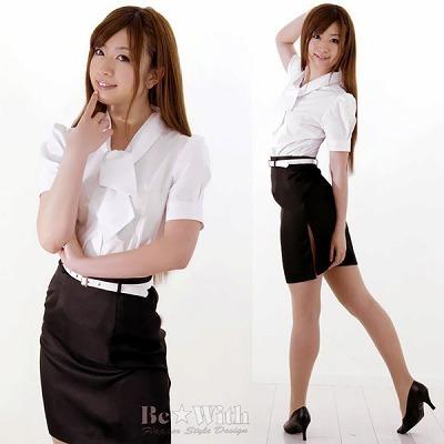 女装 制服 | 新米女子教師 L(コスプレ衣装)